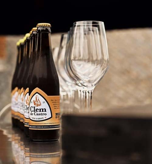 Bière Clem de Castro